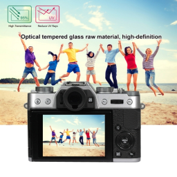 PULUZ Camera Screen Protective Films Polycarbonate Protect Film for FinePix X-T10/T20