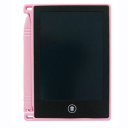 LCD Write and Erase Tablet - Assorted Sizes / Pink / Small