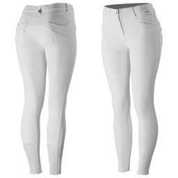 B Vertigo Women's Olivia Full Seat Breeches - Silicone Grip