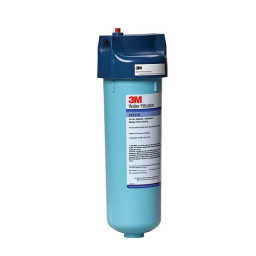 3M (5558803) Water Filter Single Opaque Housing Requires External Shut-off Valve Fits 9-3/4 Inch  Cartridge - CFS11S
