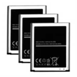 Replacement Battery for Samsung EBB740AUBE (3-Pack)