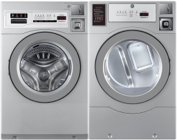Crossover Crossover 2.0 Front Load Washer & Dryer Set CRWADRGSS817DC