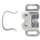 Hardware House  599985 Cabinet Roller Catch, Chrome