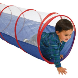 Excellerations® See-Me Tunnel - 9 Feet