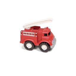 Green Toy Fire Engine