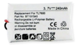 Replacement Battery for AT&T BT191545