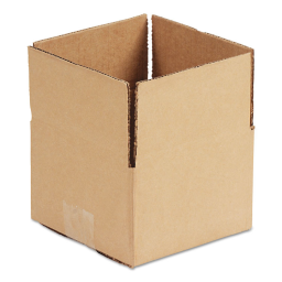 """General Supply 18"""" x 12"""" x 8"""" Corrugated Shipping Boxes  Brown  Pack of 25"""