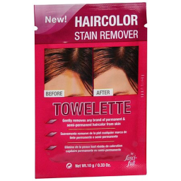 Fanci-Full Haircolor Stain Remover Towelette - 1.0 Each