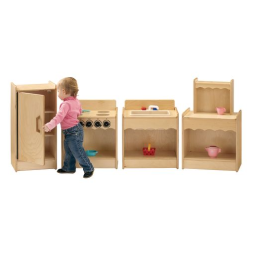 Toddler Contempo Kitchen - Set of 4