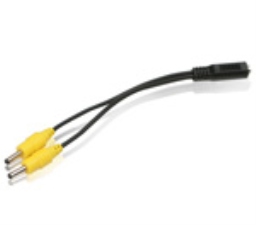 Dogtra 744622371024 Dogtra Splitter Black and Yellow Tip