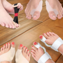 8-Piece: Complete Orthopedic Bunion Corrector and Relief Kit