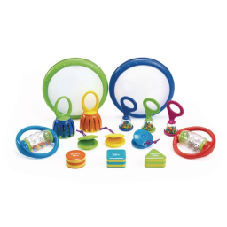 Infant & Toddler Music Time Classroom Kit - 15 pieces