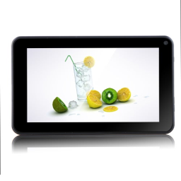 """Azpen 7"""" A701 Tablet PC 5"""" Android 4.2 Allwinner A13 512MB+4GB 0.3MP Camera WiFi"""
