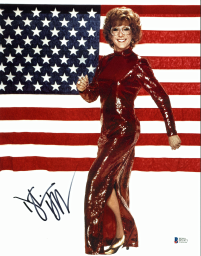 Dustin Hoffman Tootsie Authentic Signed 11x14 Photo Autographed BAS #D71971