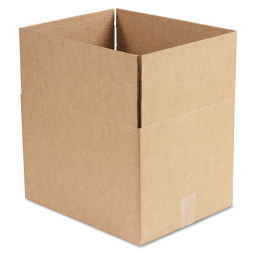 """General Supply 15"""" x 12"""" x 10"""" Corrugated Shipping Boxes  Brown  Pack of 25"""