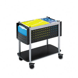 Safco Scoot Open Top Mobile File Cart