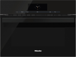Miele PureLine 24 Single Electric Speed Oven H6800BMOBSW